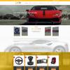 Theme wordpress bán hàng phụ kiện ô tô M42