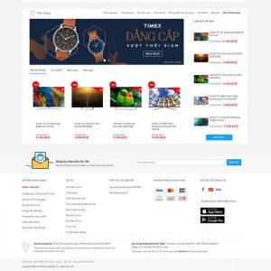 Theme Wordpress bán hàng thương mại điện tử giống Tiki M137 hình 4